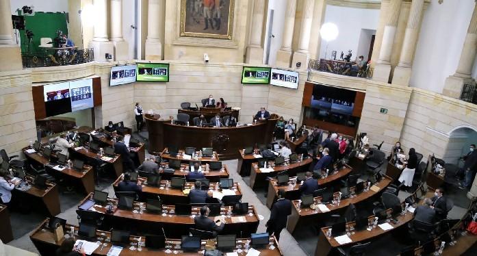 Fotografía: Senado de La República